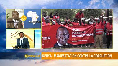 Police disperse anti corruption protest in Nairobi [The Morning Call]