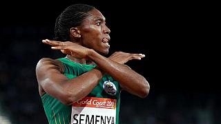 Semenya unfazed despite losing IAAF testosterone appeal at CAS