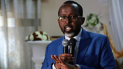 Somalia's info minister resigns over 'differences' with federal govt