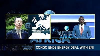 Congo-ENI : la fin d'un partenariat [Business Africa]