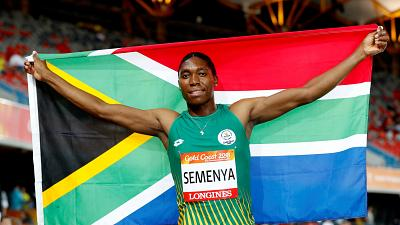 South Africans upset by Semenya ruling