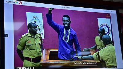 Ugandan court grants Bobi Wine bail after video conference hearing