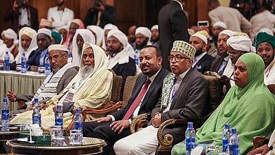 Ethiopia PM underlines importance of Muslims to national unity