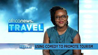 L'humour au service du tourisme en Afrique