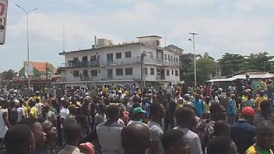 Benin residents call for fresh polls as protests enter day 2