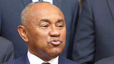 Ahmad Ahmad, le président de la CAF se défend des allégations de corruption