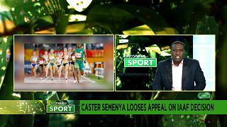 [Sport] Caster Semenya loses case against IAAF