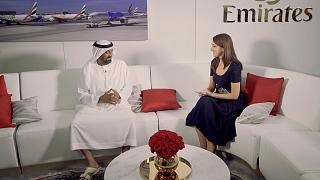 Emirates CEO sees FY profit, wants Boeing compensation