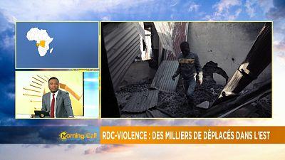 DRC: Humanitarian situation in Beni, North Kivu [Morning Call]