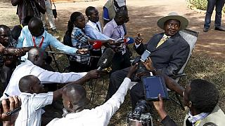 Ugandan diplomats, rights groups condemn suspension of journalists