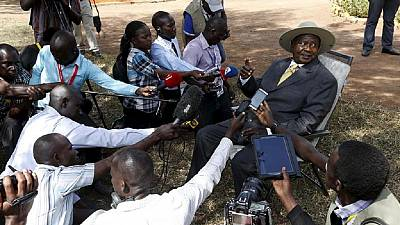 Ugandan diplomats, rights groups condemn suspension of journalists