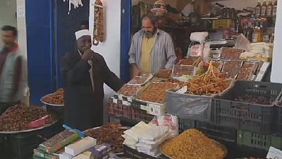 Tripoli residents grim as Ramadan nears