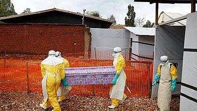 Épidémie d'Ebola en RDC : plus de 1.000 morts en neuf mois