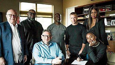 Tiwa Savage - Première Africaine à décrocher un contrat mondial avec Universal