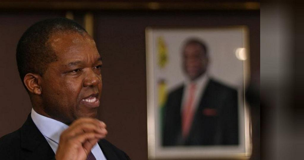Zimbabwe extends central bank governor's term