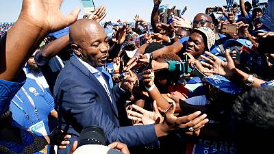 South Africa's Democratic Alliance promises to lead coalitions, tackle racism