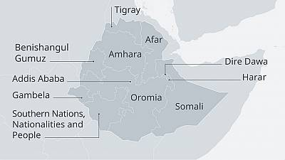 Ethiopia's Somali, Afar regions spar over 2014 agreement