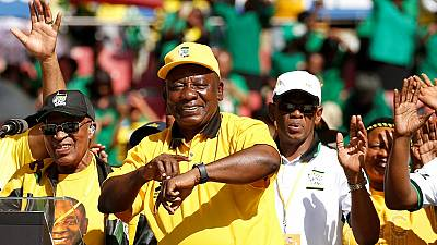 S.Africa's ruling ANC vows to act on corruption; EFF promises radical reforms