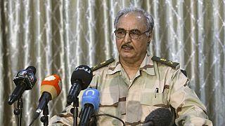 """Libye : Haftar appelle à """"infliger une leçon plus dure encore"""" à ses rivaux"""