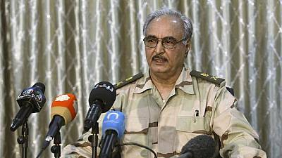 Khalifa Haftar orders troops to fight harder during Ramadan
