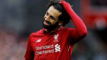 Head injury forces Salah to miss Barcelona clash at Anfield