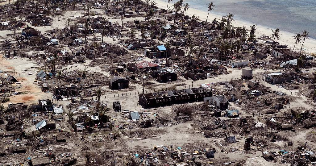 Cyclone Kenneth leaves trail of devastation in northern Mozambique