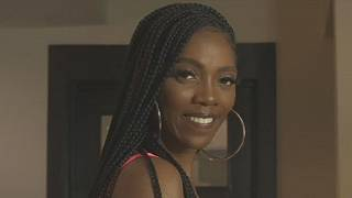 Video: Afrobeats icon Tiwa Savage basks in historic music deal