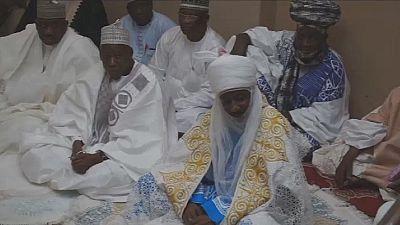Mass wedding in Nigeria's Kano state ahead of Ramadan