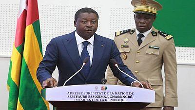 Gabon: Gnassingbe à Libreville, une première depuis la maladie d'Ali Bongo