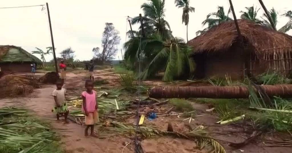 Mozambique fights cholera outbreak after facing cyclones