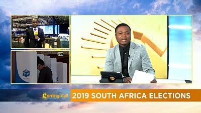 Afrique du Sud : le vote anticipé de 770.000 électeurs [Morning Call]