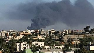 Libya: Haftar forces clash with government forces