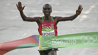 Mondiaux d'athlétisme : le Kenya sans Kipchoge et ses meilleurs marathoniens