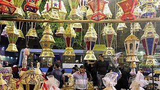 Ramadan très coloré en Égypte