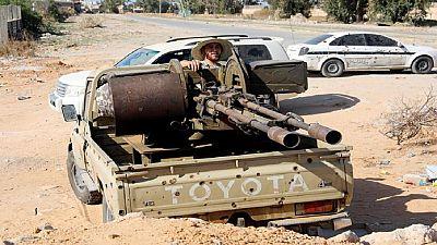 Libye : les pro-Haftar disent avoir abattu un avion de leurs rivaux