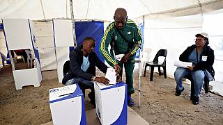 Polls open in South Africa general elections