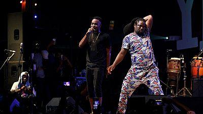 Au Nigeria, l'industrie musicale poursuit sa folle lancée