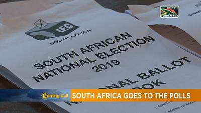 South Africans go to polls [Morning Call]