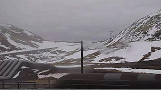 Islande: de l'air pur à partir du dioxyde de carbone issu des rochers