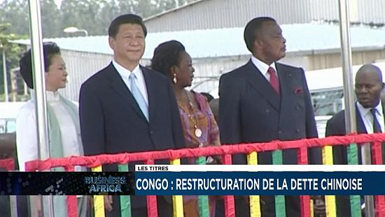 Congo : restructuration de la dette Chinoise [Business Africa]