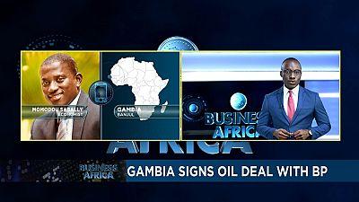 Accord petrolier entre la Gambie et BP [Business Africa]