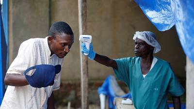 DRC: WHO recommends ramping up Ebola vaccine after cases surge