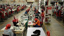 Les salariés du textile éthiopiens les moins bien payés au monde