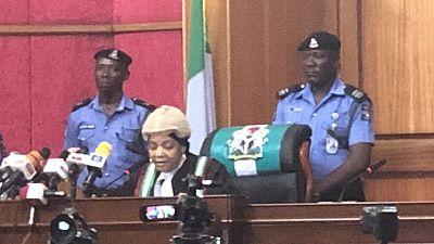 Nigeria's 2019 poll petition: Female judge leads judicial panel