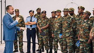 Libération de 1.400 Ethiopiens détenus en Arabie Saoudite (Addis Abeba)