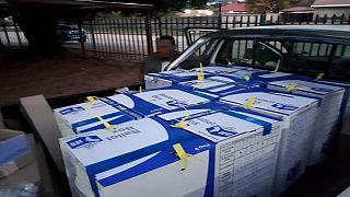 Élections en Afrique du Sud : fin des opérations de vote, l'ANC favori
