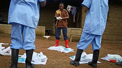 Ebola en RDC : les nouveaux chiffres