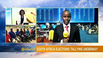 Les Sud-africains dans l'attente des résultats [Morning Call]