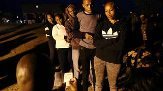 Young South African voters hope for change