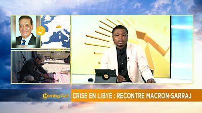 Les enjeux de la rencontre Macron-Fayez al Sarrag [Morning Call]